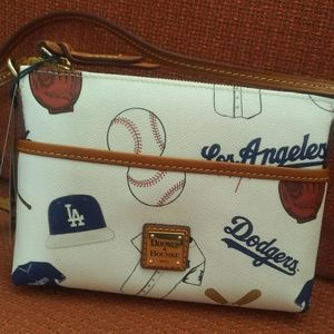 Dooney & Bourke Dodgers Ginger Crossbody